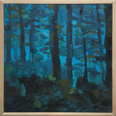 Heather Kanazawa, 'Evening Woods', 2019