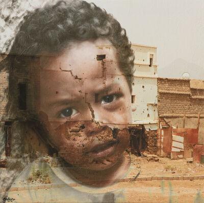 Moudhi Alhajri, 'Abduction of Childhood Dreams 06', 2016
