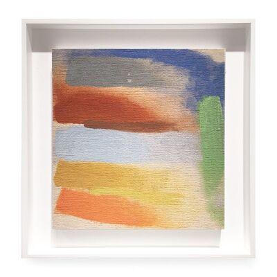 Friedel Dzubas, 'Sun God', 1973