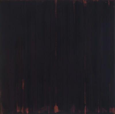 Chris Richter, 'Reveal 342 - Dark Red Orange', 2015