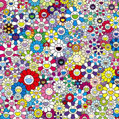 Takashi Murakami, 'The Nether World', 2018