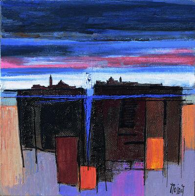 Moiras Jean, 'Crépuscule sur San Giorgio', 2019