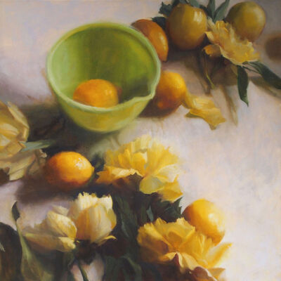 Mary Beth Karaus, 'Lemon Waltz', 2019