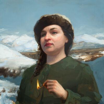 Elizabeth Zanzinger, 'Strike'