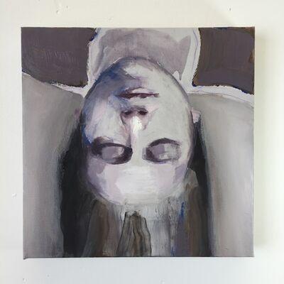 Tomas Harker, 'Portait (Upside Down)', 2018