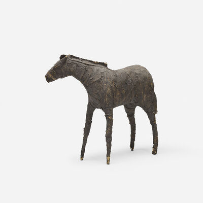 Deborah Butterfield, 'Untitled (Horse)', c. 1980
