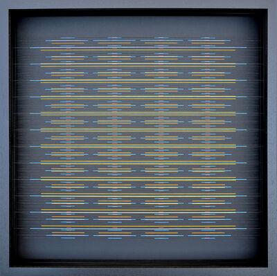 Paolo Cavinato, 'Iridescence #18 (blanket)', 2019