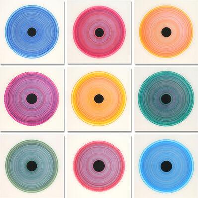 Christopher H. Martin, 'Chroma Prismatic Rings I', 2016