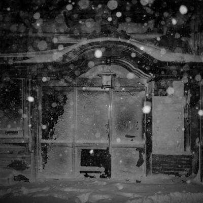 Toshio Enomoto, '043 - Hot springs on snow', 2008