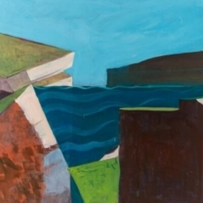 Patricia Ingersoll, 'Igneous Intrusion', 2017
