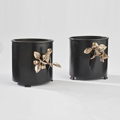 Hubert Le Gall, 'Oiseaux Flower Pots', 2017