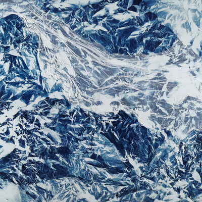 Wu Chi-Tsung, 'Cyano-Collage 039', 2018