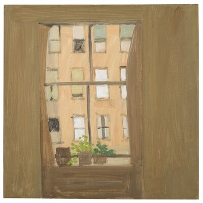 Alex Katz, 'Window 5', circa 1961-1962