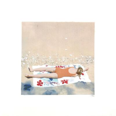 Isca Greenfield-Sanders, 'Orange Suit Sleeper', 2007