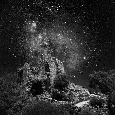 Neil Folberg, 'Scorpius Milky Way Rising', 1997