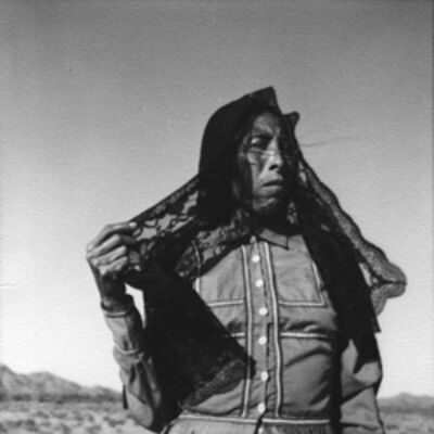 Graciela Iturbide, 'Untitled, Desierto de Sonora', 1979