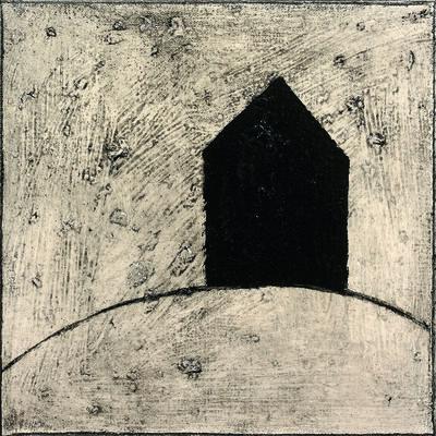 Loïc Le Groumellec, 'Maisons et mégalithes', 1989