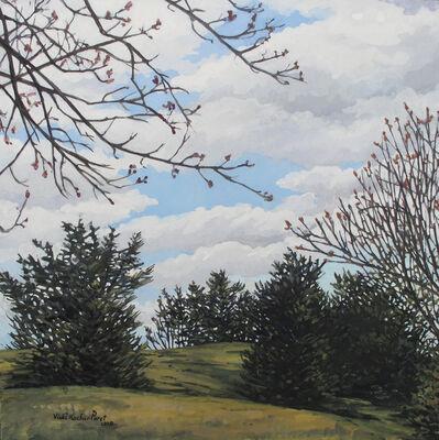 Vicki Kocher Paret, 'Clouds #5, 2020', 2020