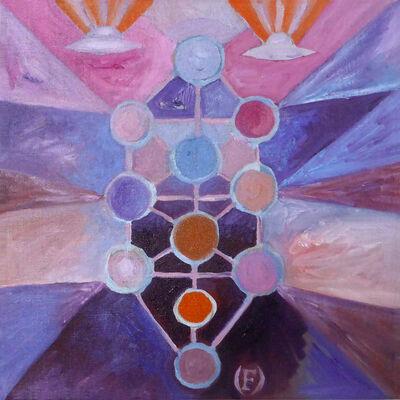 Suzanne Treister, 'SURVIVOR (F)/(F) Tree of Life  ', 2017