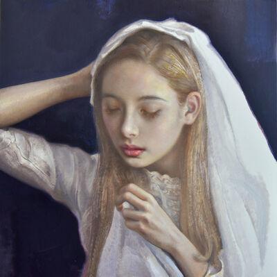 """Zhao Kailin, '""""Dreams of a Bride"""" ', 2021"""