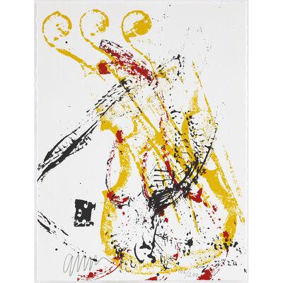 Arman, 'La seconde parade des objets II', 1989