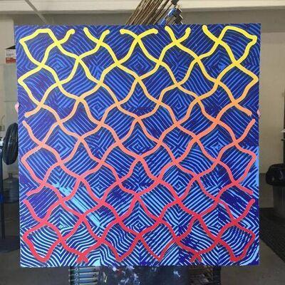 Jason REVOK, 'Untitled (Library Street Collective/ Variant III)', 2014