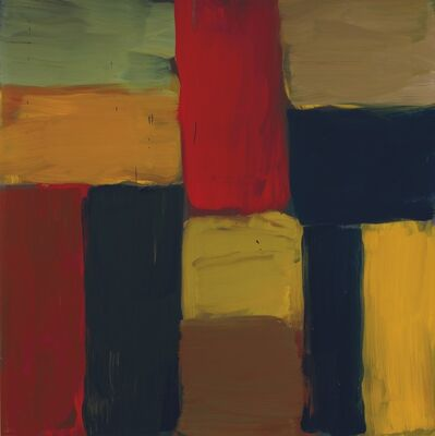 Sean Scully, 'Wall of Light Fez', 2015