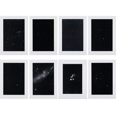 Thomas Ruff, 'Stern or Stars', 1990