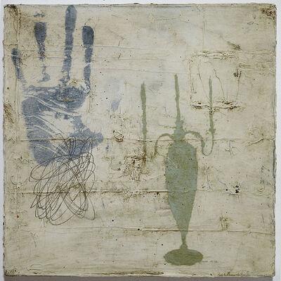 Squeak Carnwath, 'Candelabra Study', 2013