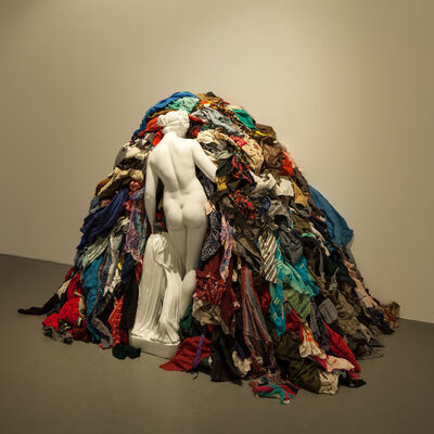 Michelangelo Pistoletto, 'Venus of the Rags', 1967-1974