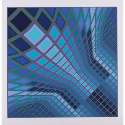 Victor Vasarely, 'Vertche, from the portfolio V-Va', 1978