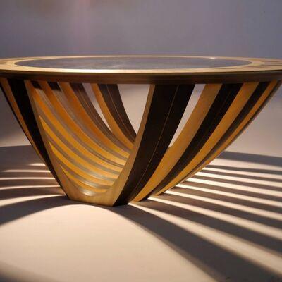 Jeremie Lopez, 'Orionis - Low table', 2015