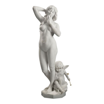 Antonio Frilli, 'Venus and Cupid', Late 19th century