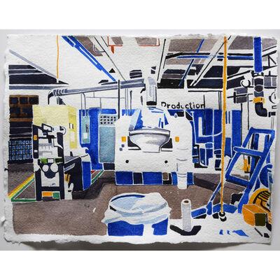 Michael Merrill, 'Paint Factory', 2020