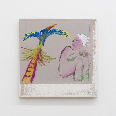 Daniel Boccato, 'parrotpainting', 2017