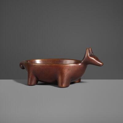 Judy Kensley McKie, 'Dog Bowl', 2009