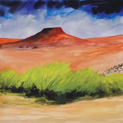 Elaine Holien, 'Ghost Ranch Encantado 11', 2013