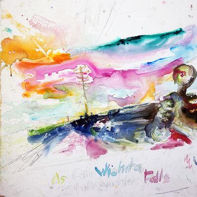 Martin Dammann, 'Pat Metheny - As Falls Wichita, So Falls Wichita Falls', 2020