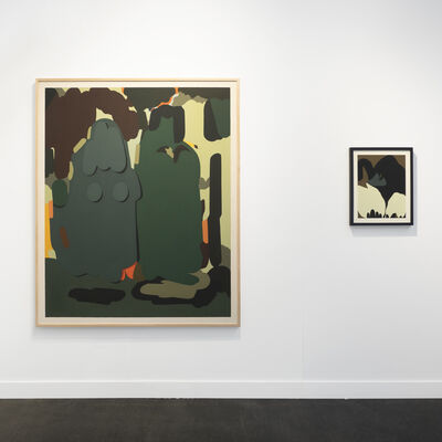 Altman Siegel at FOG Design+Art 2020, installation view