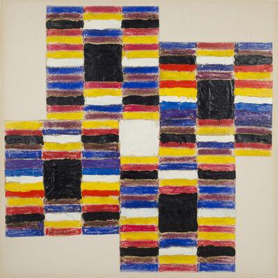 Alfred Jensen, 'Ascending I', 1958