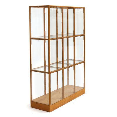 Piet Hein Eek, 'Oak Display Cabinet - 3 Column', 2015