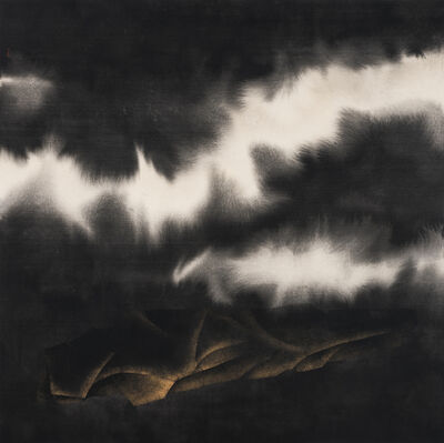 Bak Chiang Tay, 'Clouds Over the Xiaoxiang 瀟湘水雲', 2018