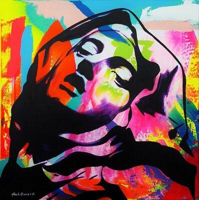 Jack Graves III, 'Ecstasy of Saint Teresa Icon II (Bernini)', 2020