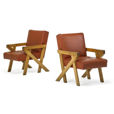 Ali Tayar, 'Pair of Chairs From Pop Pub, New York', 2011