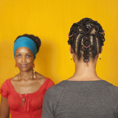 Sonya Clark, 'The Hair Craft Project: Hairstylists with Sonya', 2013