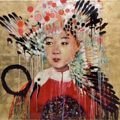 Hung Liu, 'Bride', 2018