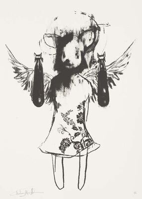 Antony Micallef, 'Light Angel Bomber  1', 2006