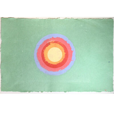 Kenneth Noland, 'Circle II', 1978