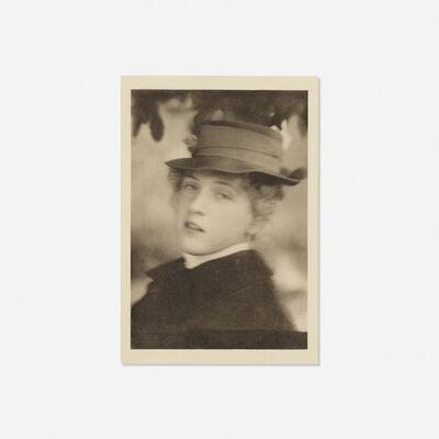 Alfred Stieglitz, 'Portrait of Miss S.R.', 1904-05