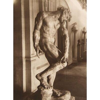 Auguste Rodin, 'Adam', ca. 1915